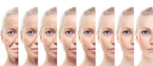 Watec Wasser, Alterung, Dehydration und Hautbild