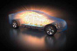 Elektroauto und Elektrosmog Schutz