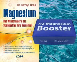 Magnesium, der machtvollste Heiler unter den Mineralien