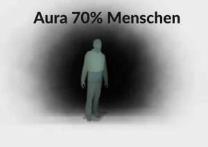 Aura 70% Menschen