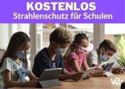 Strahlenschutz für Schulen-kostenlos